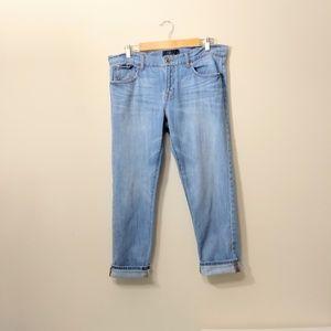 Lucky Brand Sienna Cigarette boyfriend jeans
